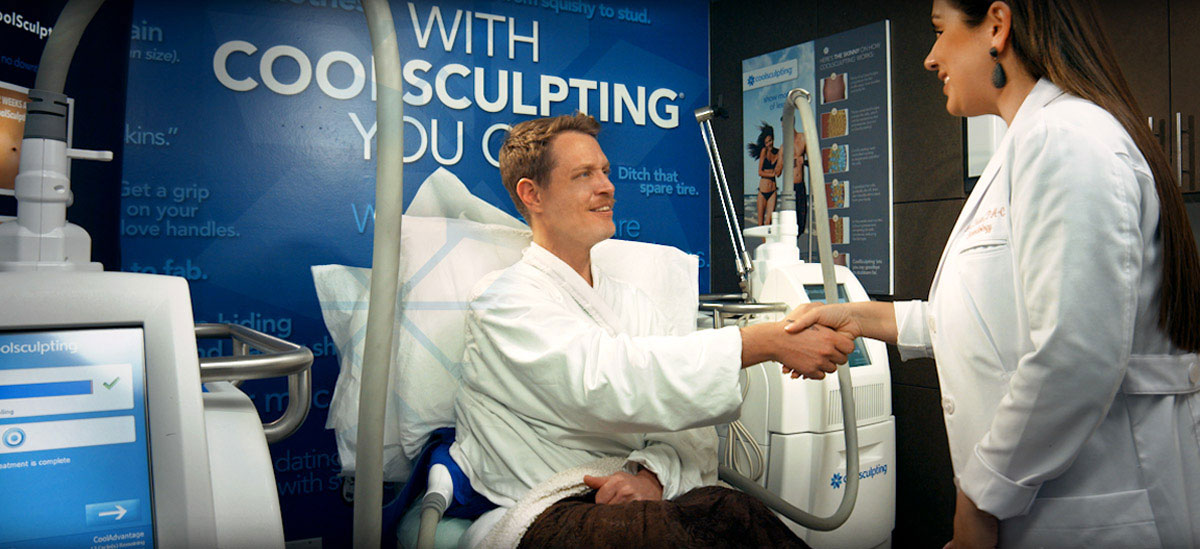 CoolSculpting by Riverchase Dermatology in FL.
