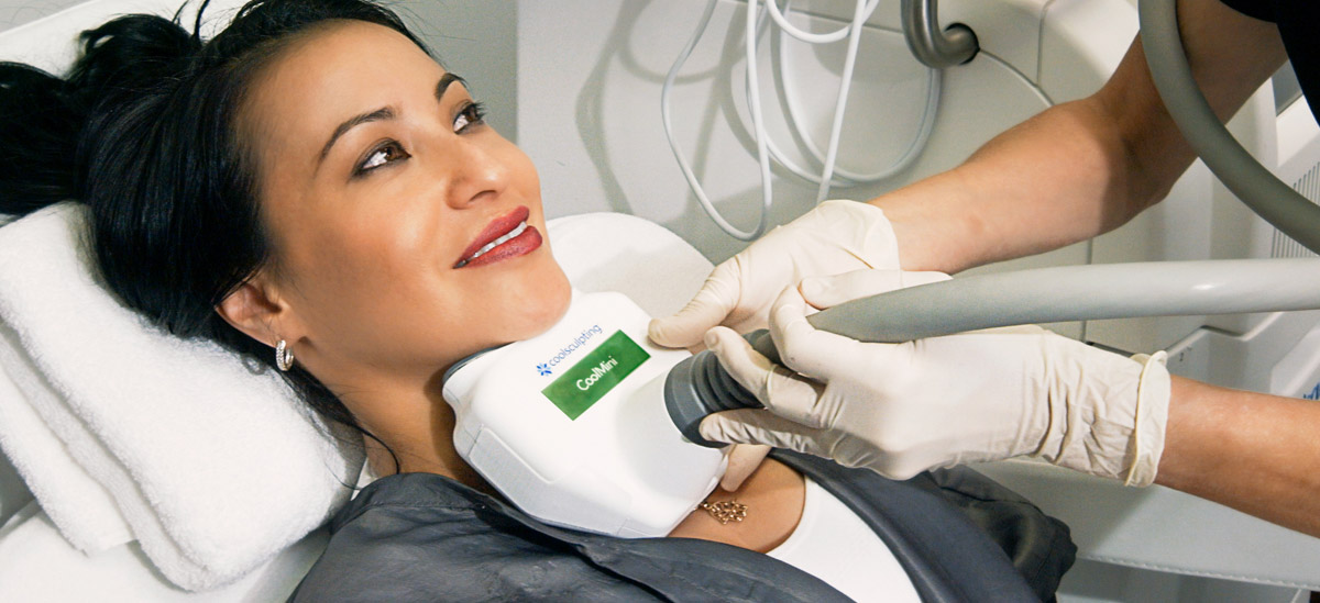 CoolSculpting For Chin at Riverchase Dermatology
