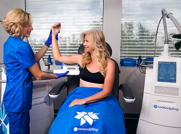 Real People - Real Results - CoolSculpting Florida